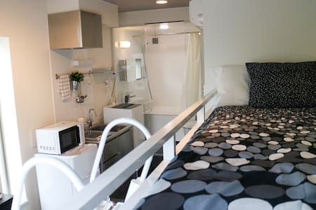NEW Modern Designer's Room! Kanda River - Appartement