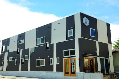 Hostel Fujisan YOU / Private room 3-B - Fujiyoshida-shi - Auberge de jeunesse