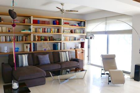 Modern apartment on the beach of Nea Makri - Nea Makri - Wohnung