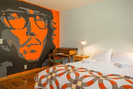Heritage Oaks, Mural Room - Cupertino