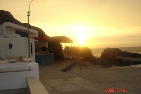 House Ocean View Punta Negra. - Casa