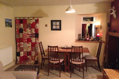 Cosy terraced house near Llanberis - Caernarfon - Casa