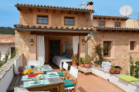 WINTER OFFER! Mallorca traditional stone village - Alaró - Reihenhaus