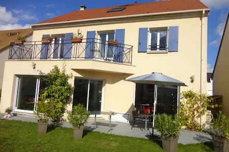 Bed & Breakfast privé 40+15m2, 6-8 pers. - Montesson - Bed & Breakfast
