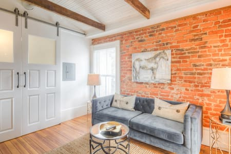 Elegant Downtown Belmont Apartment - Charlottesville - Apartment