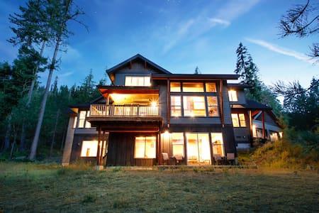 Stunning Mountain Lodge, amazing views! - Ház