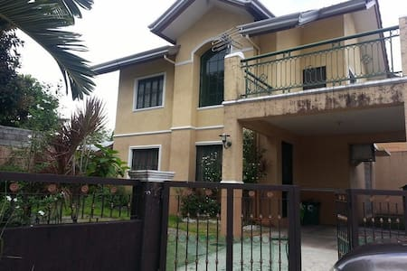 3 bedrooms family home - Rumah