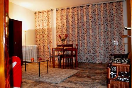 LARGE AND BRIGHT APARTMENT - Ferrara - Apartemen
