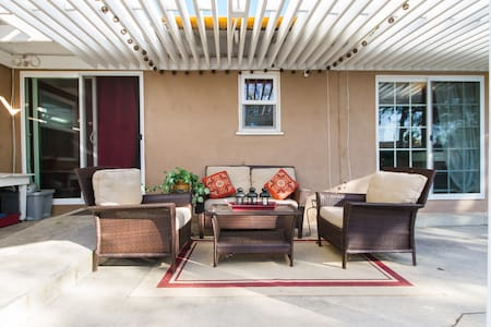 *Separate & Private Suite by Disneyland & Beaches* - Santa Ana - Haus