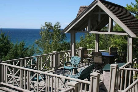 The Happy Place Cottage - Harbor Springs - Kisház