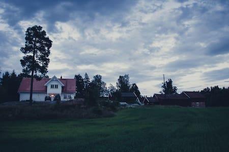 Deilig rom i nytt hus på landet - Nesodden