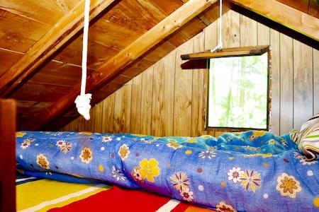 Balm Beachhouse - Blockhütte