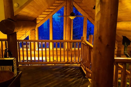 Large 3-floor Cabin outside Breckenridge - Ház