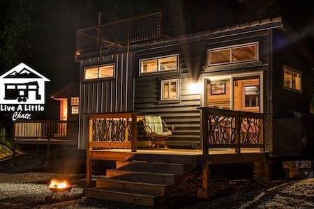 Shangri-Little Tiny House (Live A Little Chatt) - Wildwood
