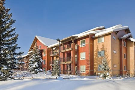 Time share resort - Steamboat Springs