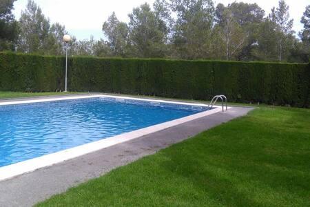 Villa Eva Piscina Golf - Mont-roig del Camp