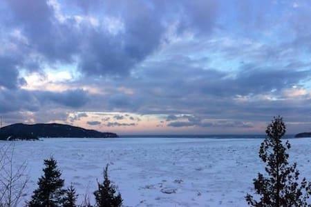 Le berceau de la mer - Rimouski - Chalet