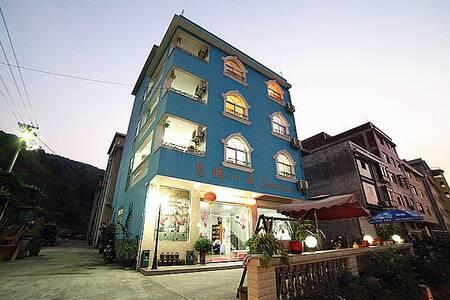 见晴小筑主题客栈 - Longyan Shi - Appartement