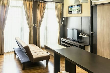 High Livin' Apartment 3 Bedroom - Bandung
