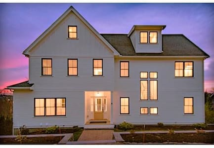 Spectacular Brand New Scituate Beach House - Scituate