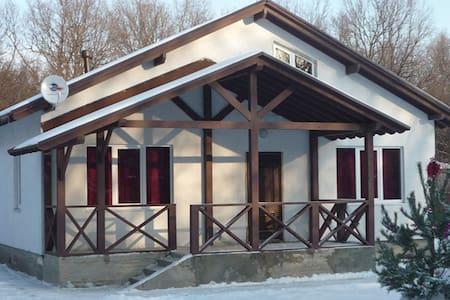 Large holiday cottage - Kanuevka