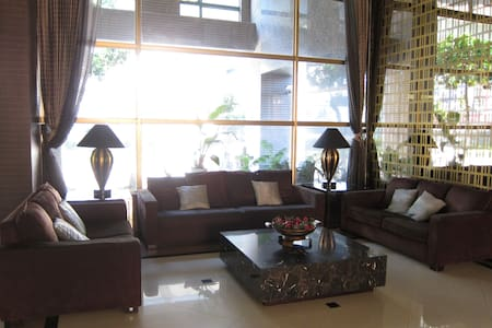 Luxury apartment with two rooms near the MRT - Wohnung