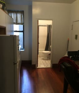 1 BR in UWS Manhattan, Obama's room - Nova Iorque - Apartamento