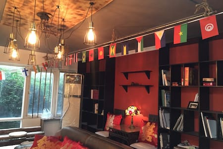 位于福田中心区的Ipartment爱情公寓,2分钟到达燕南地铁站 - Shenzhen - Wohnung