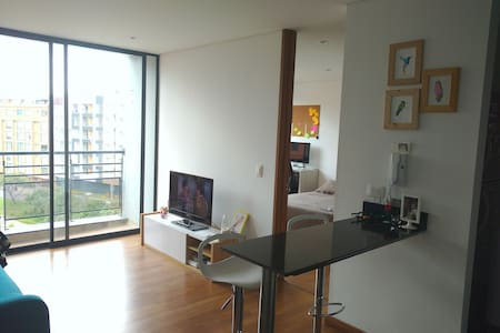 Beautiful apartment in a great zone - Bogotá - Appartement en résidence