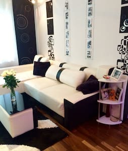 Central and modern 2 Room Flat+WiFi - Munich - Apartment