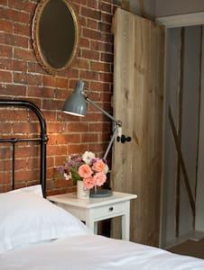 Starnash Farmhouse B&B, Pigeon Room - Bed & Breakfast