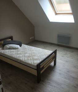Chambre 24h du Mans - Dům
