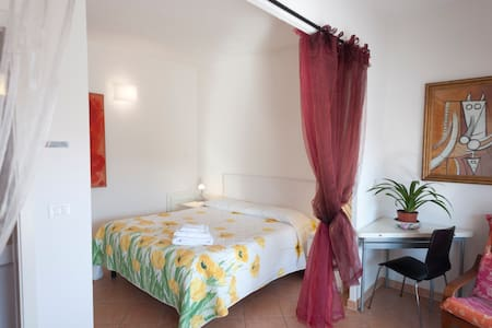 Tenuta della Guardia - Double Room with view - Lejlighed