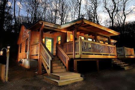 Cherokee-Point - Ellijay - Cabin