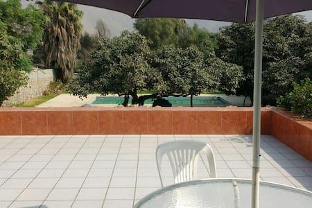 Casa de campo Residencia California - Chaclacayo - House