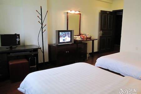 百色酒店的房间。干净卫生不租了。 - Bungalow