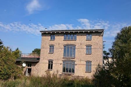 Yr hen Felin -Alte Mühle in Buschow - Märkisch Luch