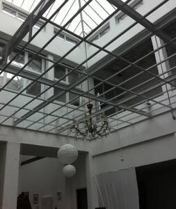 le loft verrière - Lille - Loft
