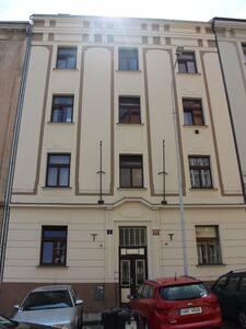Тишина за окном, в центре Праги - Lägenhet