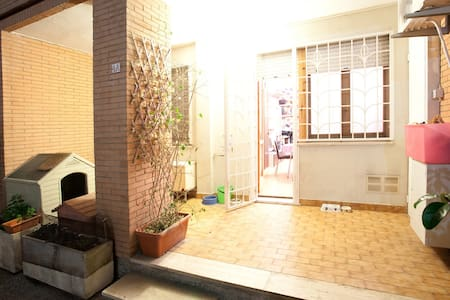 Lovely House in Rome - Wohnung