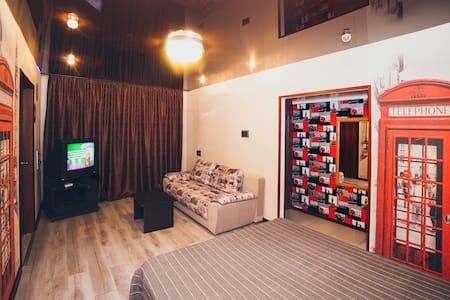 Уютная 2-к квартира у Национальной Библиотеки - Minsk - Apartment