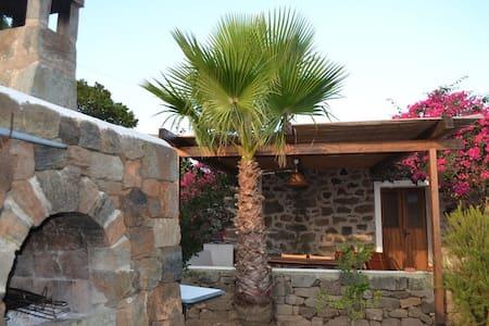 Pantelleria Dammuso Alcove - Flat