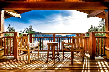 Gorgeous home in Garden Bay, Sunshine Coast - Garden Bay - Ev