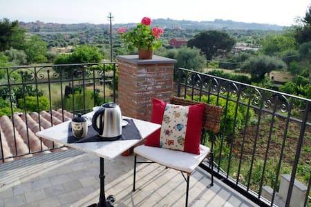 """Bed and Breakfast La Civetta """"Camera Primavera"""" - Misterbianco - Bed & Breakfast"""