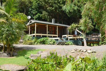 Earth Sea Gardens - Matapouri Bay - House