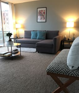 Heart of Downtown/close to everything - Vancouver - Appartement
