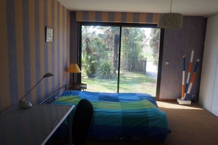Chambre 30 m2 Toulouse saint Simon - Rumah