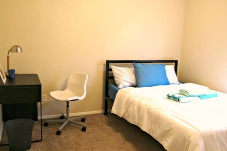 Comfy, Convenient near Downtown, UT Austin, Work - Appartement