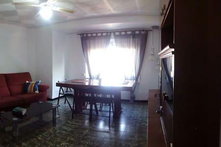 El piso perfecto para tu estancia en Murcia - Murcia - Dom