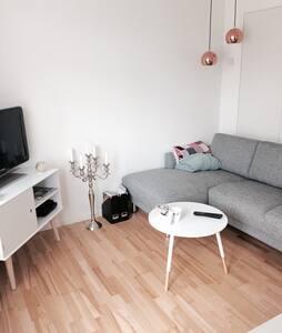 Newly build two-room apartment. - Leilighet